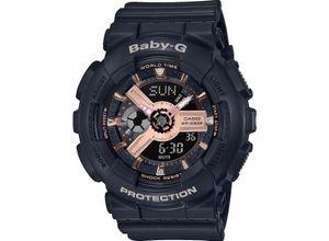 Casio Damen-Uhren Analog, digital Quarz, Rosa, EAN: 4549526211775