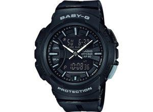 Casio Damen-Uhren Analog, digital Quarz, schwarz, EAN: 4549526189180