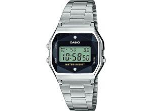 Casio Damen-Uhren Digital Quarz, silber, EAN: 4549526194672