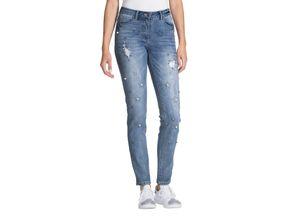Damen Jeans AMY VERMONT Hellblau