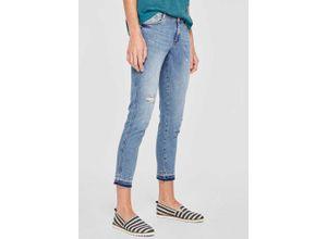 Damen Jeans mit Destroyes