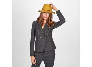 Pinko Karo-Anzughose oder -Blazer, 34 - Schwarz/Grau - Blazer