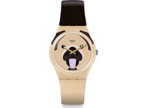Swatch Damen-Uhren Analog Quarz. GT109, EAN: 7610522816138