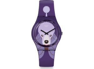 Swatch Damen-Uhren Analog Quarz. GV133, EAN: 7610522812475