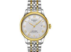 Tissot Uhren - Le Locle Powermatic 80 - T0064072203301