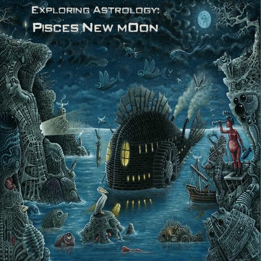 Pisces New Moon 2013