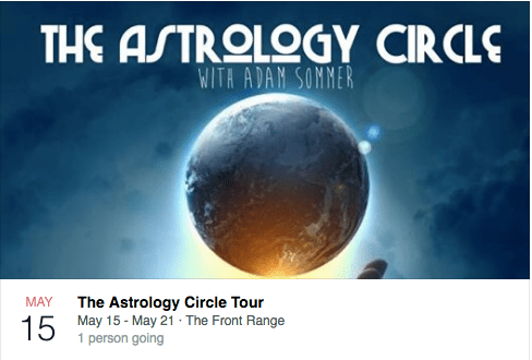 The Astrology Circle