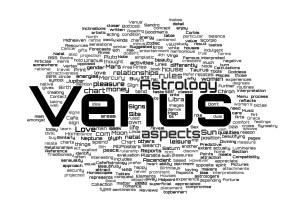 Venus in the natal chart