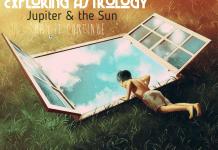 Jupiter conjunct the Sun