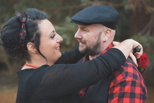 Standesamtliche Hochzeit Yvonne und Walter