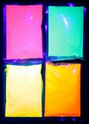 UV Neon Fluor Holi Color Powder