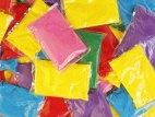 Acheter sachets poudre holi poudre couleur poudre colorée
