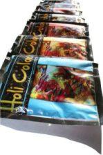 Sachets poudre colorée