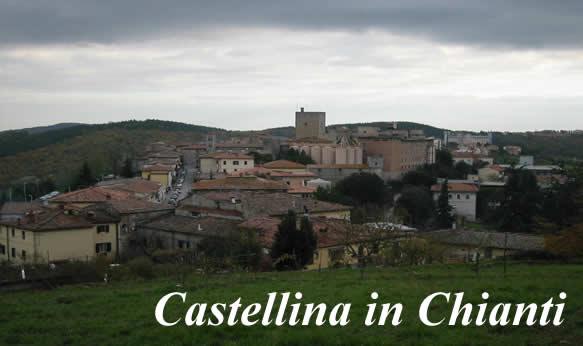 Castellina in Chianti Tuscany Castellina in Chianti