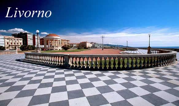 Livorno in Tuscany