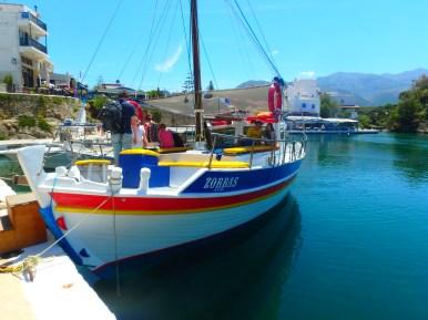Boat-excursion-on-Crete