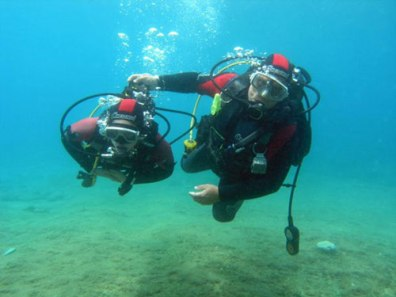 Diving holidays on Crete