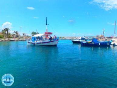 Boat Chersonissos to Sisi Crete