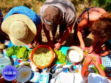 Cooking workshops Crete 2021