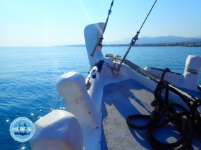 Holiday on Crete day trips sailing boat tours