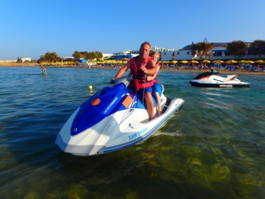 Watersports Kokkini Hani Crete summer holidays 2021