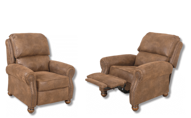 401-push-arm-recliner