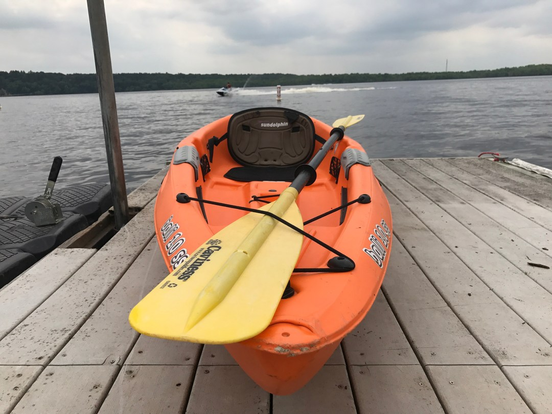 Holiday Shores Watersports Kayak Rental