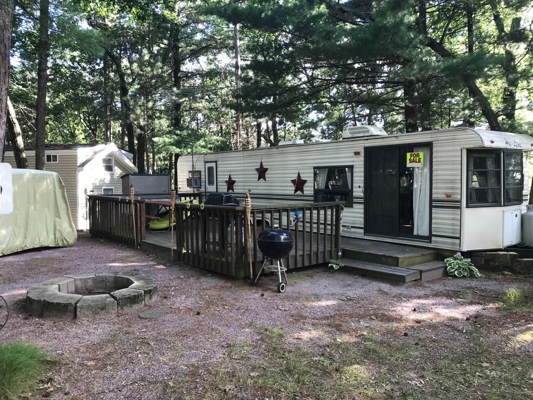 Seasonal & RV Sales - Holiday Shores, Wisconsin Dells, Camping