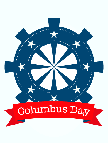 1,418 happy columbus day clip art images on gograph. Adventure! Columbus Day Card | Birthday & Greeting Cards ...