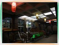Reception at Hotel Konark, Puri during Evening