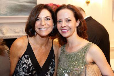 Iris Dankner and Kelley Jackson