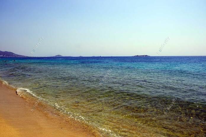 Naksos (Nakşa) Plaka plajı