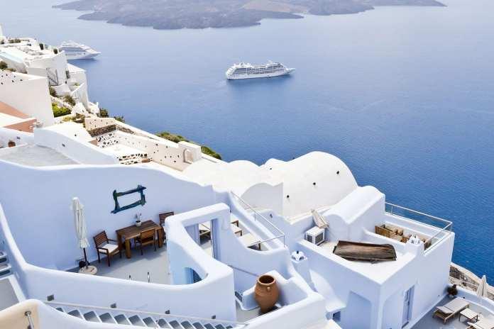 Yunanistan'da Lüks Tatil