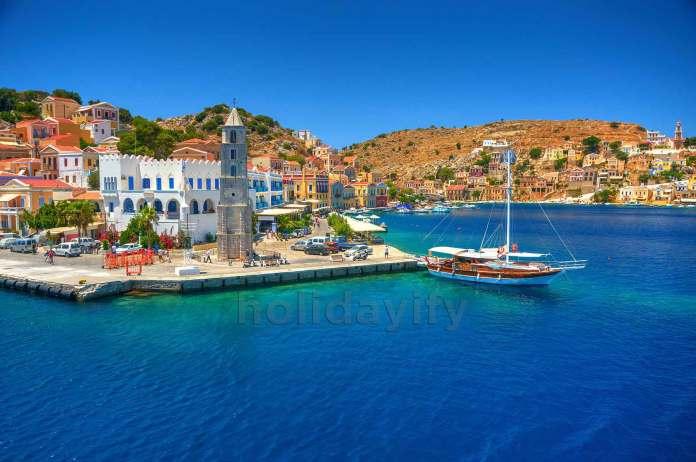 Simi Adası, Oniki Adalar, Yunanistan