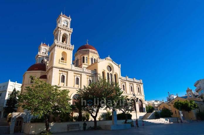 Agios Minas Cathedral, Crete