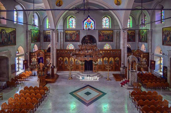 Agios Titos church in Heraklion Crete