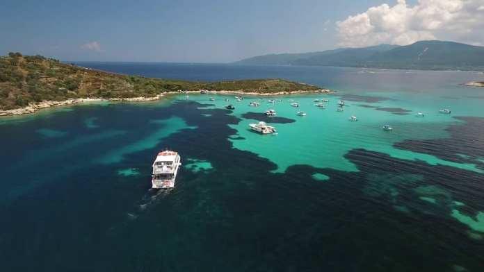 Blue Lagoon Cruise Halkidiki