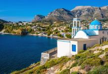Kalymnos island, Dodecanese, Greece