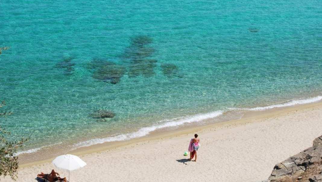 Trani Ammouda Beach Halkidiki