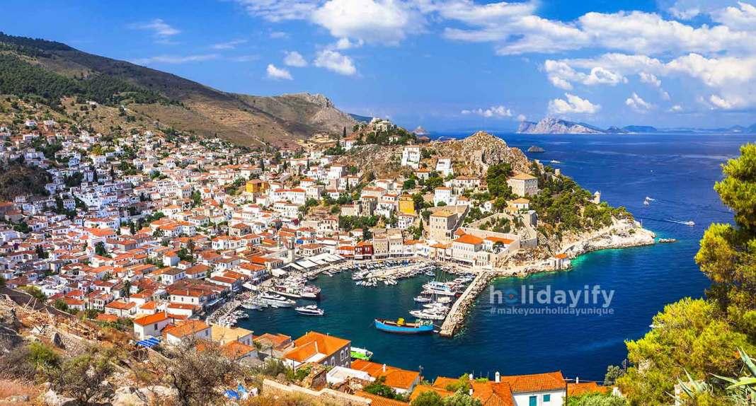 Hydra, Saronic island, Greece