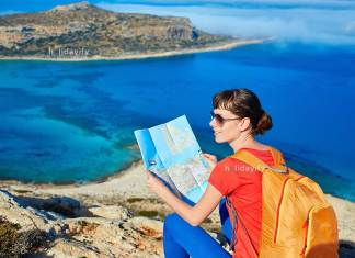 Detaylı Harita ile Yunanistan'ı Keşfedin