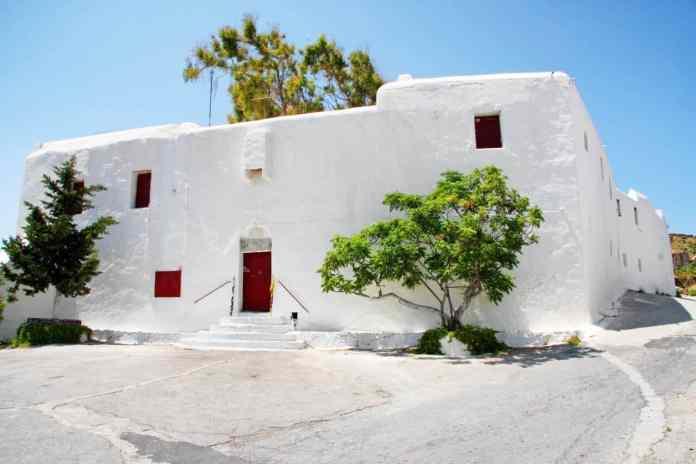 Monastery of Paleokastro, Mykonos