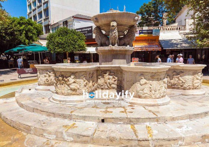 Morosini Lions Fountain (Lions Square)