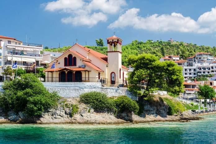 Peninsula Sithonia Neos Marmaras