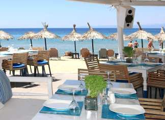 Thassos Restaurants and Tavernas
