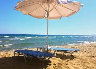 Xanthi Erasmio Beach