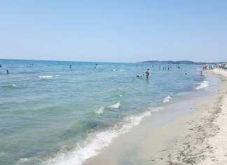 Xanthi Myrodato Beach