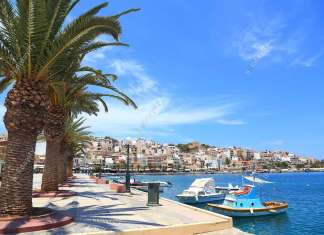 Sitia Town, Crete, Greece