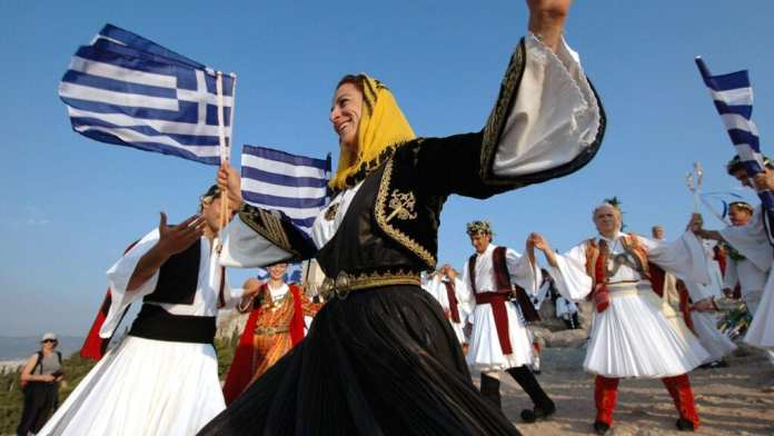 Traditions in Greece