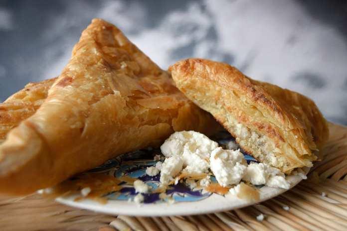 Tiropita - Greek Foods